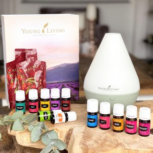 starterkit dewdrop young living bestellen blooming blends