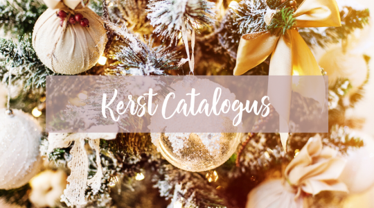 Kerst catalogus Young Living