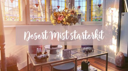 Desert Mist starterkit Nederland, desert mist, premium starterkit young living, blooming blends, essentiële oliën, mama to the max, diffuser aanschaffen, gezonde lifestyle