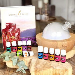 starterkit aria young living bestellen blooming blends