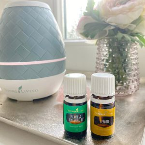 sweet aroma diffuser met peace and calming 2 blooming blends