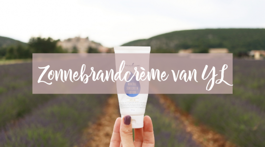 zonnebrand young living blooming blends